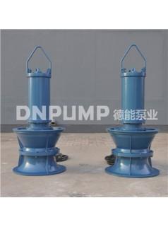 蔬菜大棚灌溉潜水型轴流泵