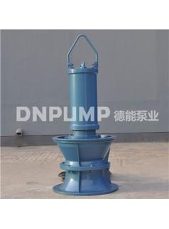 南方水利工程用250kw潜水轴流泵