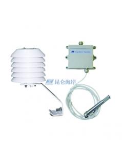 [昆仑海岸]JWSK-6+VS-6室外型温湿度变送器套装