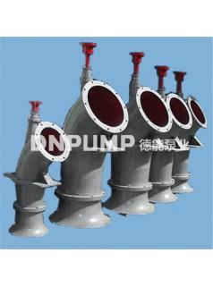 单级立式轴流泵