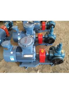源鸿诚信销售YCB25-0.6圆弧齿轮泵,油罐车专用泵