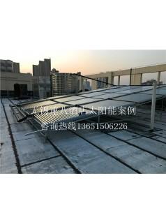 卓奥成功牵手无锡速8连锁酒店太阳能热水工程