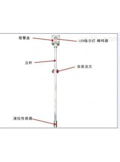 浙江宁波液氨罐超高液位报警器