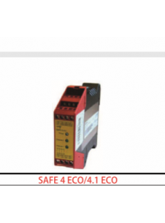 德国TIESE安全继电器SAFE4.1 24V ACDC 50-60Hz  SAFE 4.1