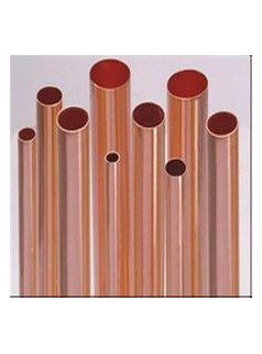 广西T2紫铜空调管 C1100紫铜盘圆管1米起售