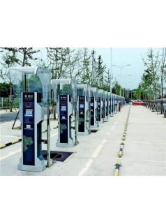 石家庄停车场汽车充电桩价格\地下车库灯箱指示牌