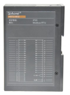 安科瑞ARTU-M32遥测单元 32路模拟信号采集