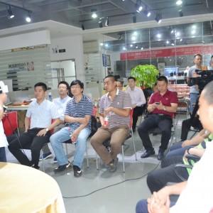 【创新·沈航】沈航校友走进中国智能化网