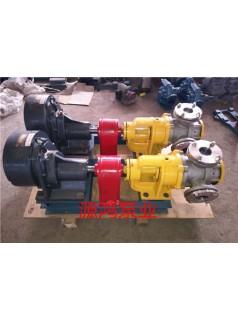 源鸿泵业NYP8-1.0高粘度转子泵,重油专业输送泵