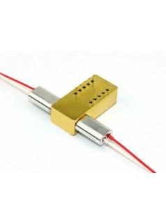 光开关 机械式套管小型1x1不带接头 锁定/非锁定 厂家直供 可定制