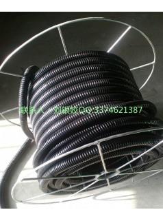 聚氯乙烯披覆穿线蛇皮管防水阻燃PVC包塑金属软管