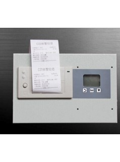 SK-101DY 报警打印机匹配SK-216G-IP报警主机