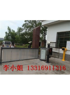 深圳车牌识别一体机 停车场许可证办理