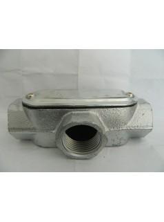 福莱通生产铝合金穿线盒 防爆穿线盒 配套盒接头 质量好价格低