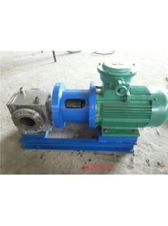 RCB38-0.8保温泵,保温齿轮泵,沥青保温泵