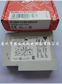 carlogavazzi瑞士佳乐DUB01CB23500V保护继电器