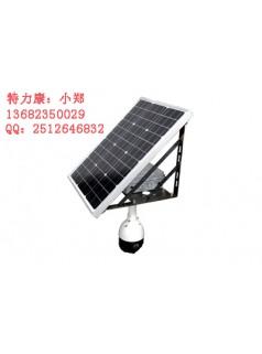 特力康架空线路在线监测装置(便携式4G球)4G无线通讯实测