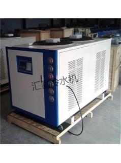 镀膜机冷水机山东汇富冷水机厂直销
