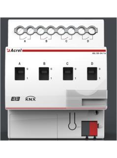 安科瑞ASL100-S12/16智能照明开关驱动器 12路开关驱动器