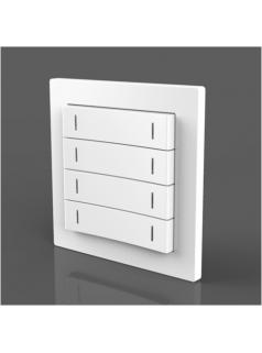 安科瑞ASL100-F4/8智能照明智能面板 4联8键智能面板 18702109206