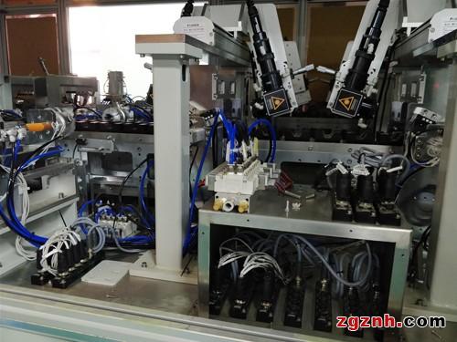 Spider67在电池焊接生产线中的应用