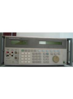 求购5522A/5520A/5500A多功能校准器
