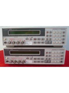 (4339B)阻抗分析仪4339B高电阻测试仪