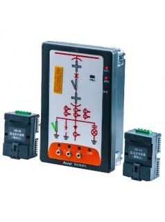 安科瑞ASD100Z开关柜综合测控装置 一次回路模拟图 开关状态指示