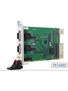 PXI4002 PXI接口 2路CAN通讯卡2路隔离PXICAN卡