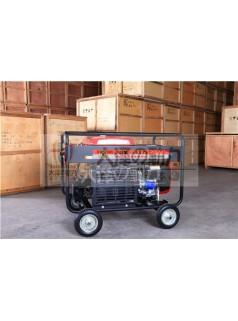 300A汽油发电电焊机户外焊接用