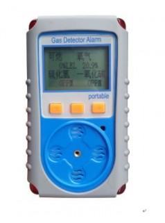 便携式复合式气体检测仪/手持式多种四合一气体检测仪