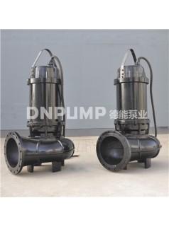 陕西渭南浮筒式潜水泵-河道提水