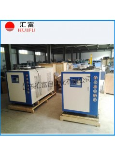 钢筋焊接网生产线专用冷水机 济南汇富工业用冷水机