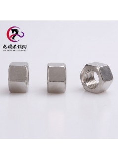 广东地区螺丝厂家批发各种不锈钢螺母规格齐全库存充足可定制M18