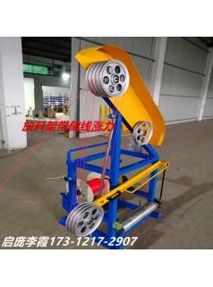 630型主动放线机主要技术参数