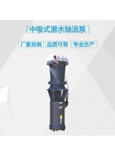 中吸式潜水轴流泵_中吸式轴流泵型号_中吸式轴流泵生产厂家
