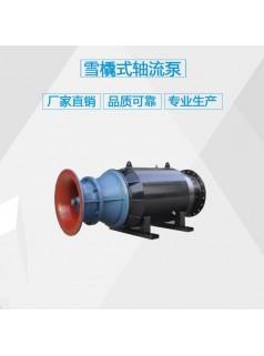 雪橇式潜水轴流泵_潜水轴流泵_提供优质水泵