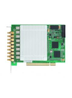 阿尔泰IEPE传感器专用24位采集卡 振动加速度采集卡PCI8814