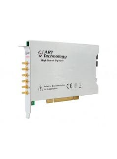 阿尔泰PCI8514B数据采集卡 每通道80Ms/s 14位4路同步采集卡