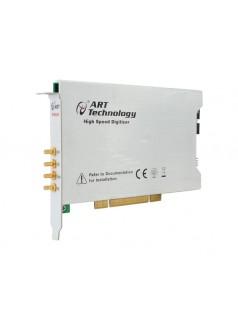 阿尔泰PCI8522B 80MS/s 12位 2通道同步采集,40MHz模拟带宽