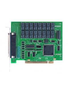 阿尔泰科技PCI2307继电器输出卡16路DI 16路继电器输出 DIO卡