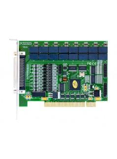 阿尔泰PCI2323光电隔离数字量16路光入16路继电器输出DIO卡