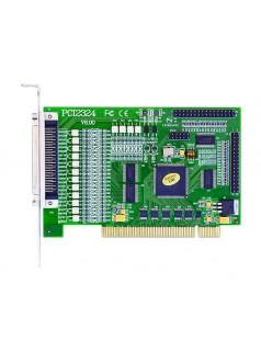 2路DI隔离输入32路继电器输出 阿尔泰科技PCI2324数字量DIO卡