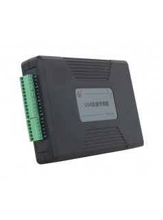 USB3202阿尔泰科技高精度AD采集卡16位8路AD带DIO和计数器Labview