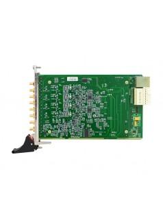 PXIe8504数字化仪,4路单端模拟量输入,14位ADC采样精度