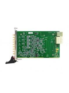 PXIe8582同步采集卡,8路单端模拟量输入,12位ADC采样精度