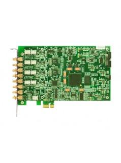 PCIe5620多功能数据采集卡 32路AI 4路AO 16路DIO阿尔泰科技