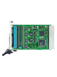 PXI8008同步采集卡 80KS/s 14位 16路同步模拟输入 阿尔泰科技