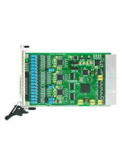 阿尔泰150K16位 16路同步模拟量输入采集卡PXI8009 CPCI8009