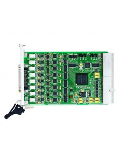 PXI8510阿尔泰科技500KS/s 16位 8路差分同步 带DIO PXI9530
